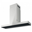 Elica HAIKU-90-WH 90cm wide wall mounted cooker hood in White