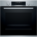 Bosch HRS538BS6B Single Oven with Added Steam
