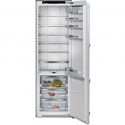Siemens KI81FPF30G Tall Integrated fridge with 0° compartment and premium interior