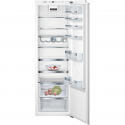 Bosch KIR81AFE0G tall integrated larder fridge with Fixed Hinge