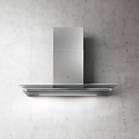 Elica SERENDIPITY 120cm wide wall mounted cooker hood