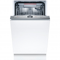 Bosch SPV4EMX21G Slimline Fully Integrated Dishwasher - Serie 4