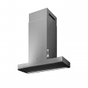 Elica HAIKU-60-SS 60cm wide wall mounted cooker hood in Stainless Steel