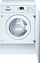 Siemens WK14D321GB Integrated Washer dryer