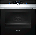 Siemens HB672GBS1B Single Oven with activeClean cleaning