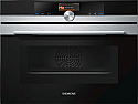 Siemens CM656GBS6B Compact oven with microwave