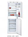 Neff KI7853D30G Built-in 50/50 split fridge/freezer with Frost Free Freezer
