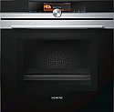 Siemens HM678G4S6B Single Oven with Microwave