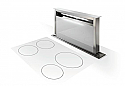 Faber Fabula Plus Downdraft Extractor in White