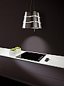 Elica Flow Wall or Ceiling Mounted Decorative Cooker Hood