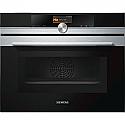 Siemens CM676GBS6B Combination Microwave Oven