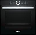 Bosch HBG674BB1B Single Pyrolytic oven in Black