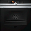 Siemens HB678GBS6B Single oven with activeClean cleaning