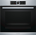 Bosch HBG674BS1B Single Pyrolytic Oven