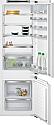 Siemens KI87SAF30G Integrated Fridge Freezer