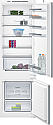 Siemens KI87VVSF0G 70:30 Split Integrated Fridge Freezer with Slide Hinges