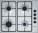 Neff T26BR46N0 Stainless Steel Gas Hob