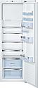 Bosch KIL82AFE0G Tall Integrated Fridge