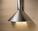 Elica TONDA-60  Semi Round Stainless Steel Chimney Hood